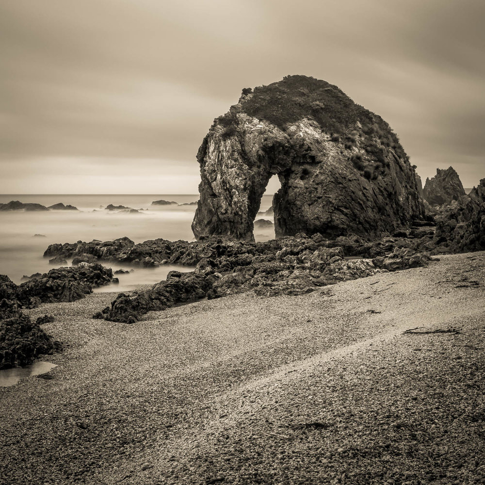 Horse Head Rock Copyright © Len Metcalf