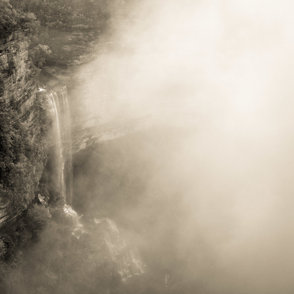 Katoomba Falls, The Greater Blue Mountains World Heritage Area Copyright © Len Metcalf