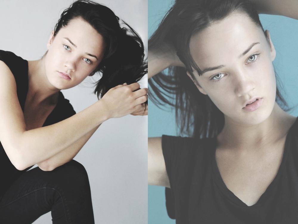 LARAGH McCANN, Marilyn Models.