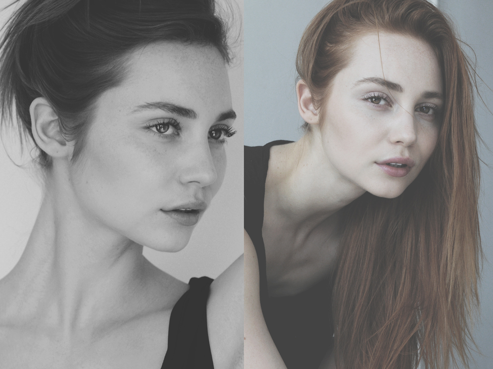 ZAZOE VAN LIESHOUT, Wilhelmina Models.