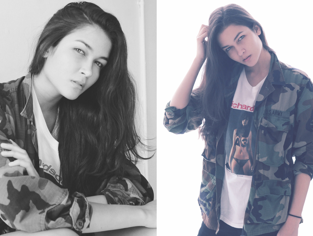ANA MARQUES, ReDirect Model Management.