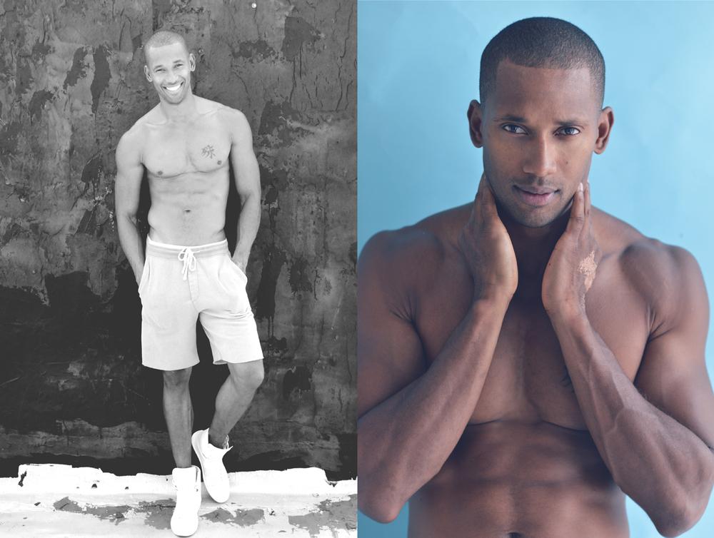ANDERSON NOEL , VNY Model Management.