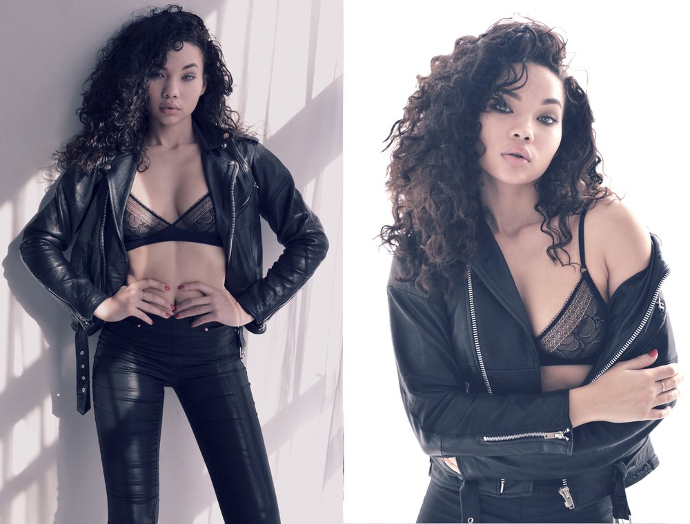 ASHLEY MOORE, One.1 Management, NY.