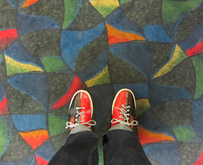 Bowling Shoes photo by Diana Toledano