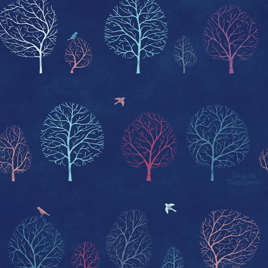winter-blues-pattern-diana-toledano-detail.png