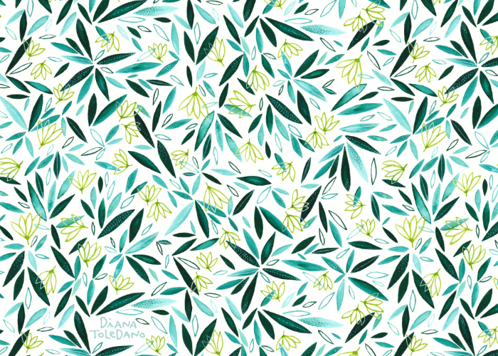 green-leaves-pattern_diana-toledano.png