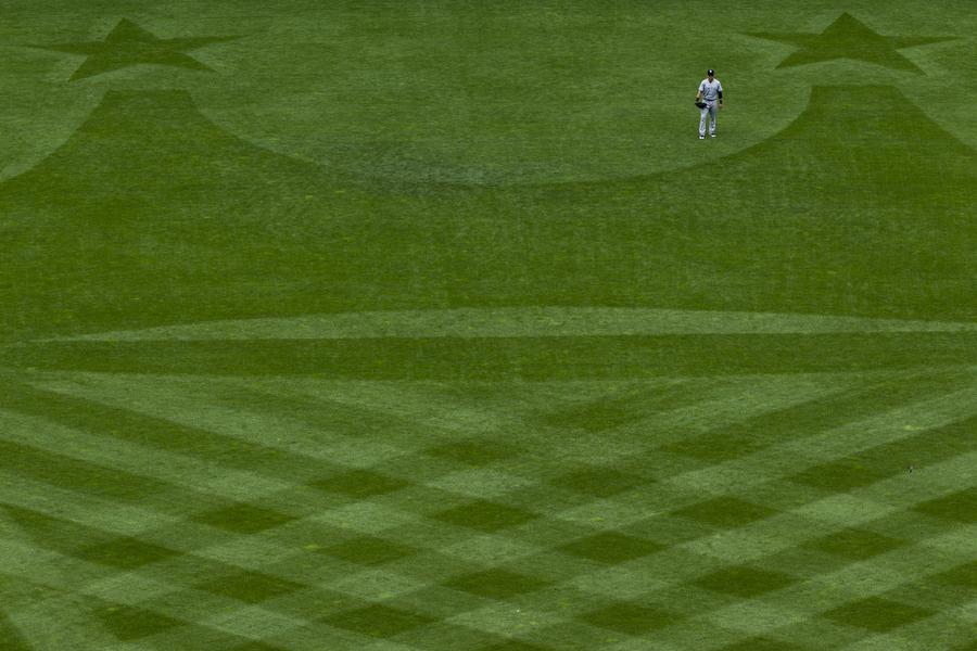 Yankees centerfielder Jacoby Ellsbury.