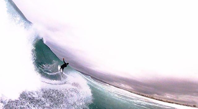 Follow Cam image of @taylor_knox taken with #gopro & #dummymount #mouthmount