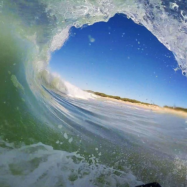 Repost from @bravooakes81!! Getting the visions with the #dummymount V2 and @slydehandboardsaustralia #gopro #mouthmount