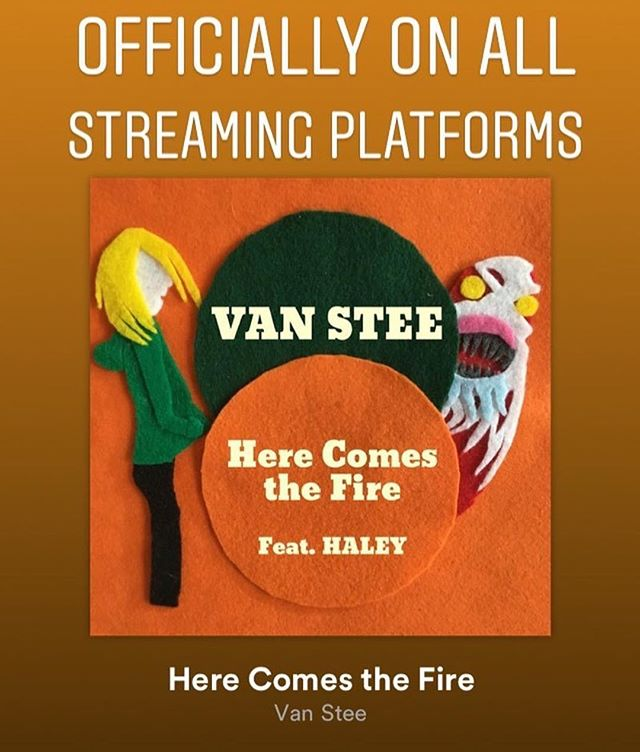 #Repost @vansteeband  https://open.spotify.com/album/05Xb7Bz9aeMPnCQge9ePG8?si=U0N1TwdPRXqME65jAf42JA