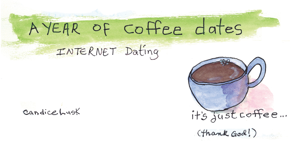 Just coffee dating
