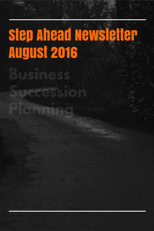 Yield Financial Planning August 2016