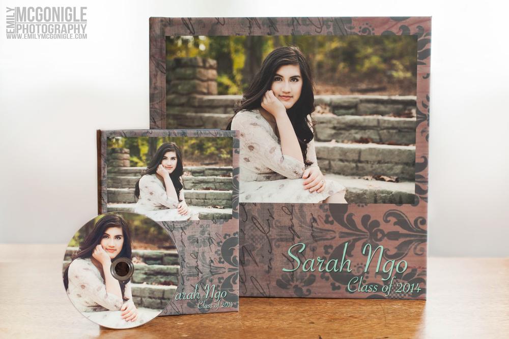 Photo Album and Web Image Disk Set