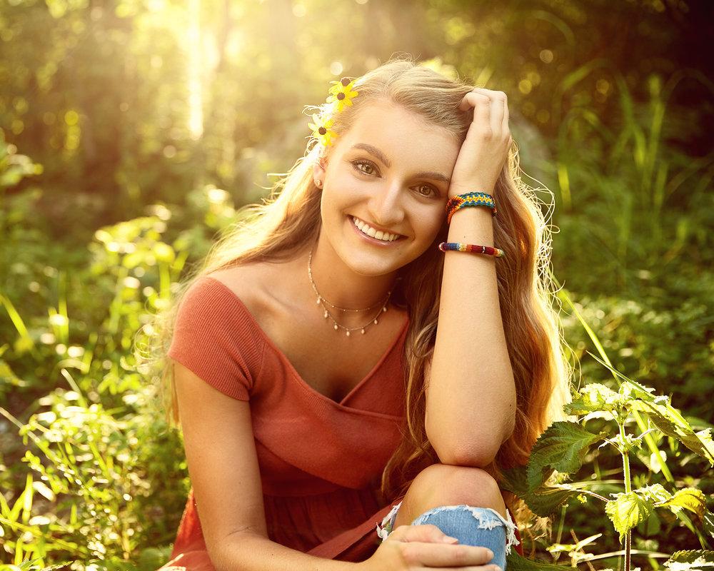 Senior: Anna-Leigh Campbell