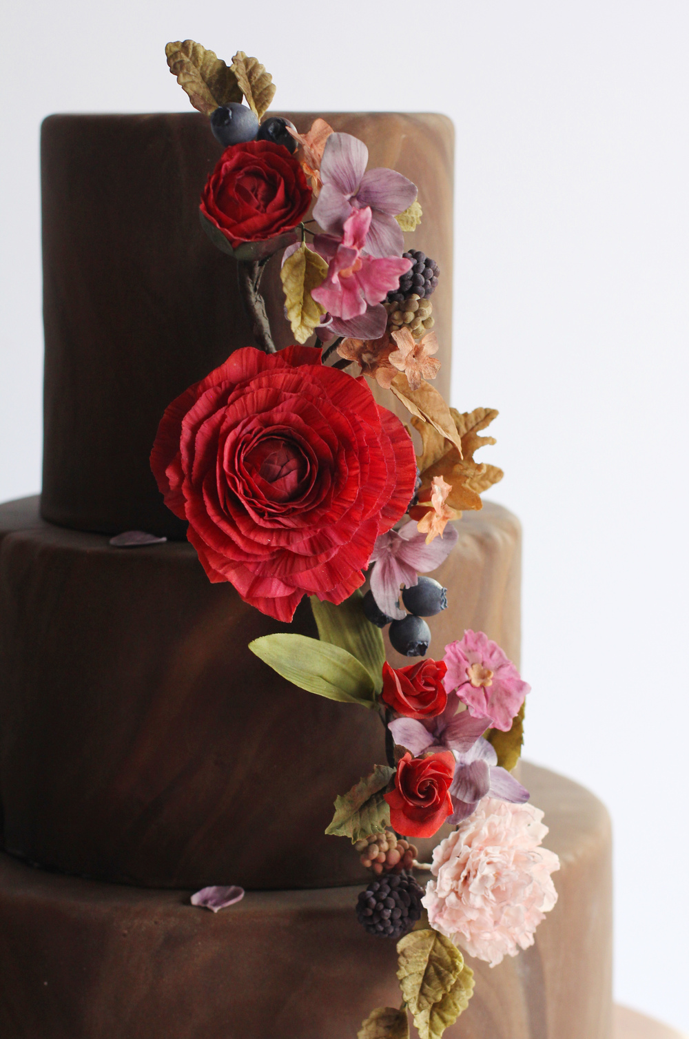 2015. A work for my client @ Winifred Kriste Cake. More on Portfolio Tab.