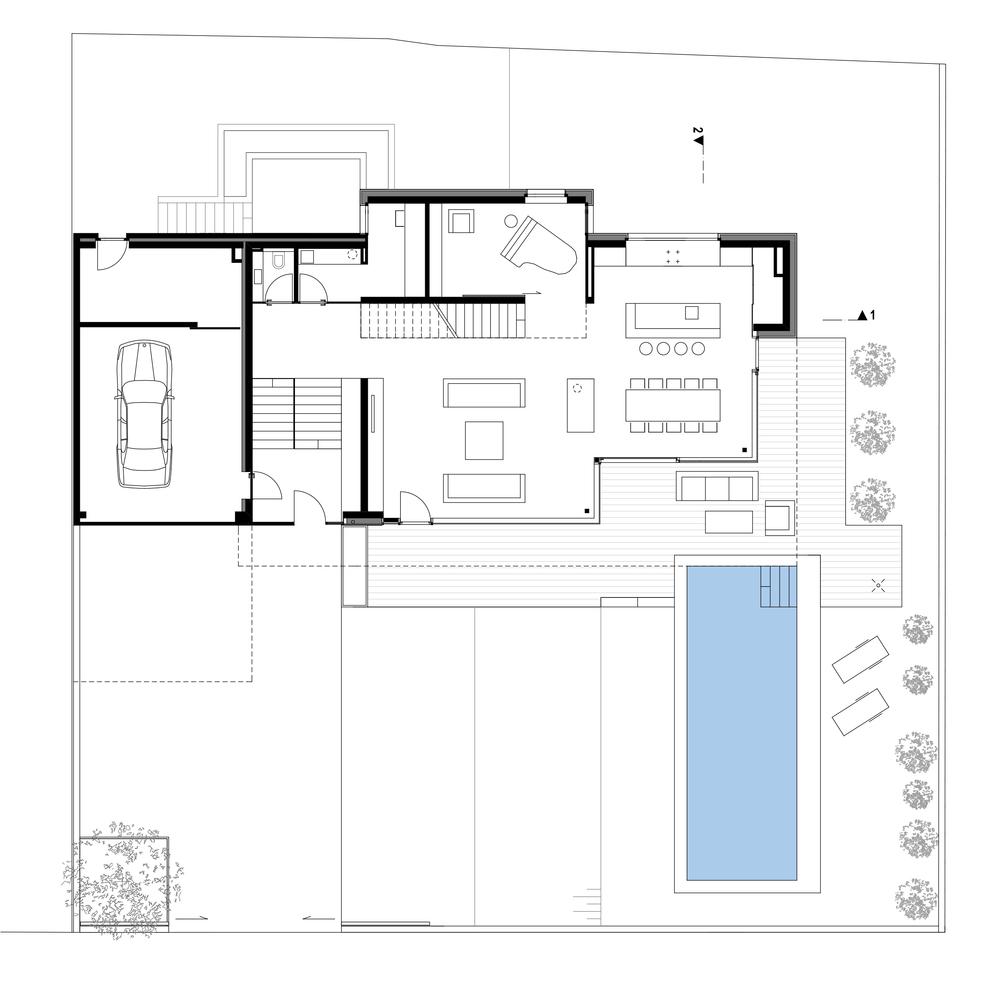 Haus A Erdgeschoss