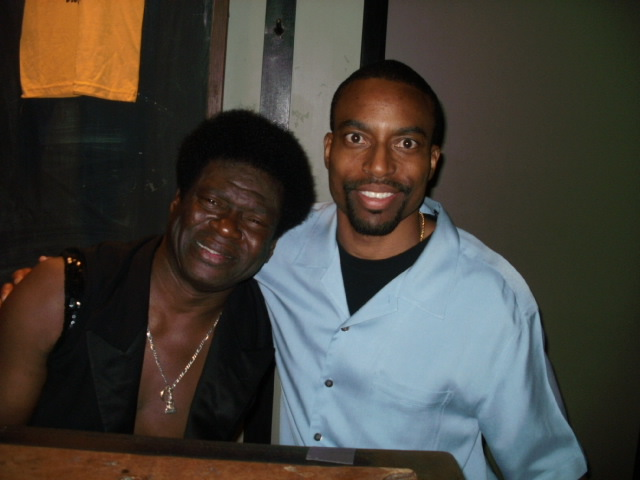 The Screaming Eagle Charles Bradley. Crescent Ballroom. Downtown Phoenix. August 2013.