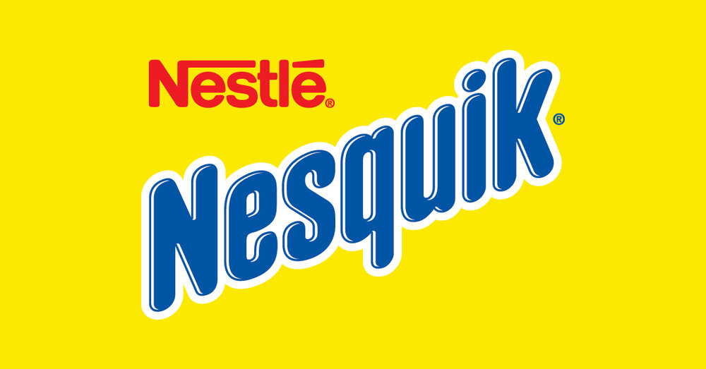 Nesquik - Package Design
