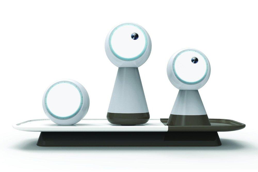 THRDEYE - Home Monitoring System