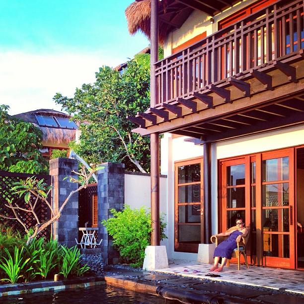 @mrsdelapena (at Shangri-La Boracay Resort and Spa)