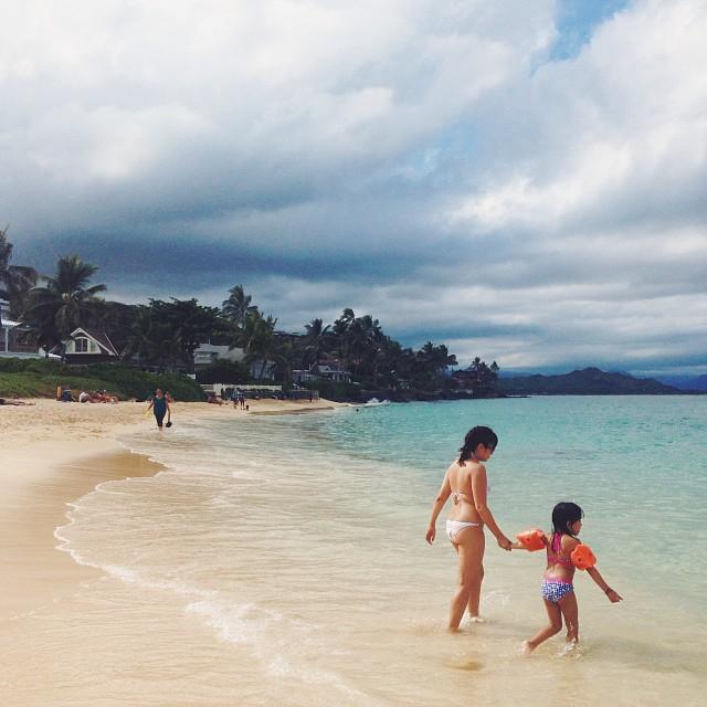 #jeffloveslaniwedding (at Lanikai Beach)