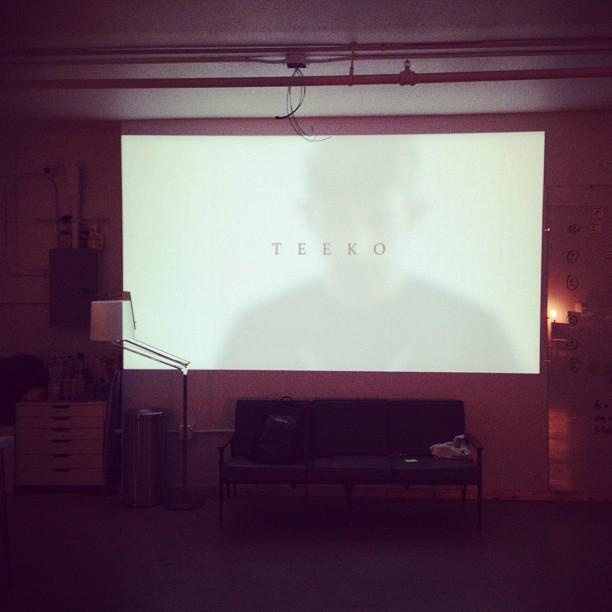 Coming Soon @teekomusic (Taken with Instagram)