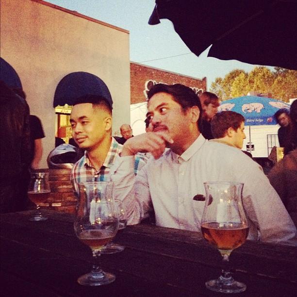 Taken with Instagram at Beer Revolution