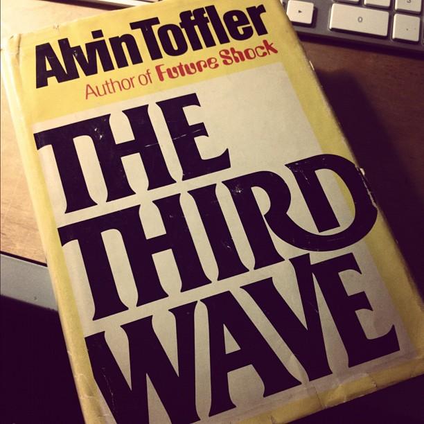 The Third Wave (Taken with Instagram)