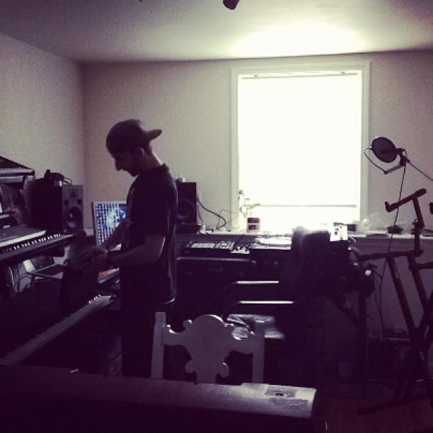 @teekomusic (Taken with instagram)