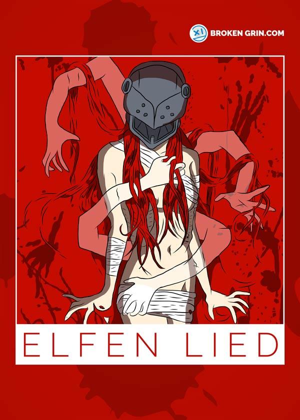 ELFEN LIED - Featuring Lucy