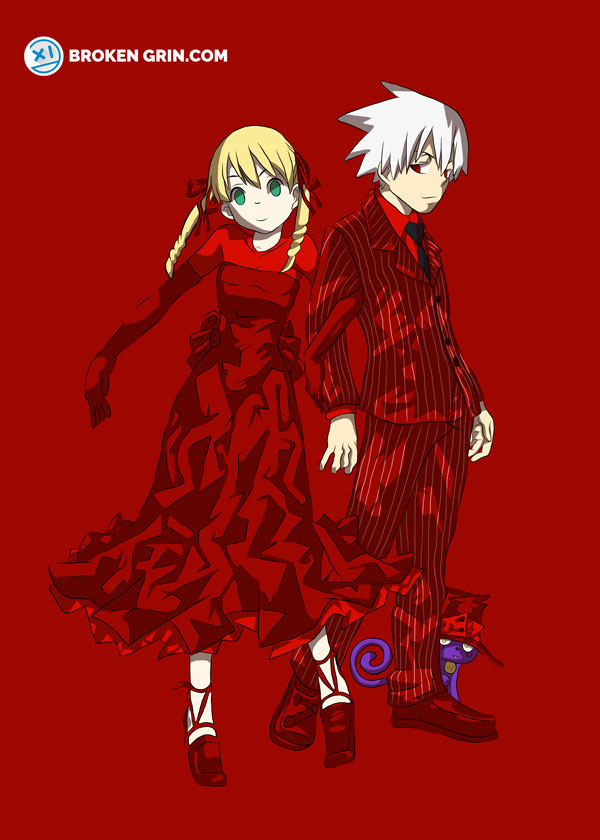 SOUL EATER - Featuring Soul and Maka