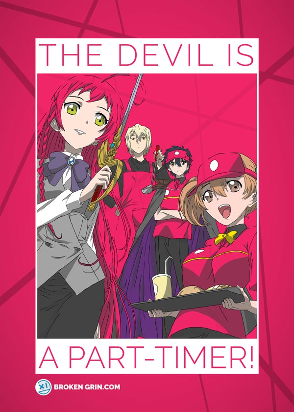 The Devil is a Part-Timer - Featuring... well everyone
