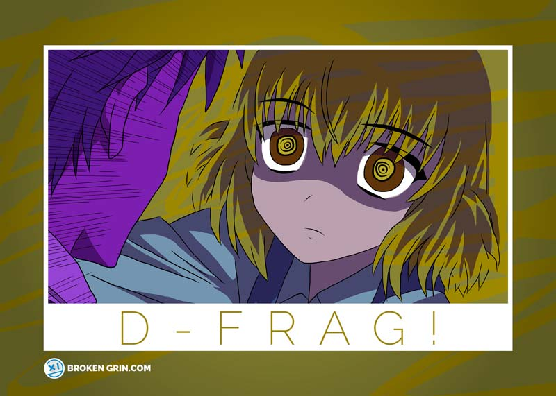 D-Frag Pop Art - Featuring scary Roka
