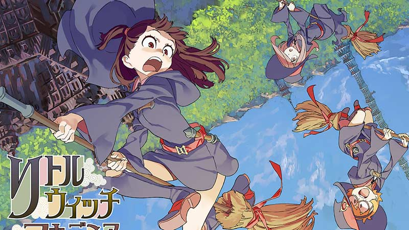 Little Witch Academia - A Rambaling Tought