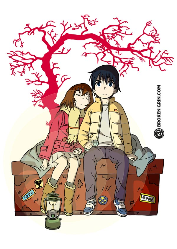 Erased Pop Art - Featuring Satora and Kayo
