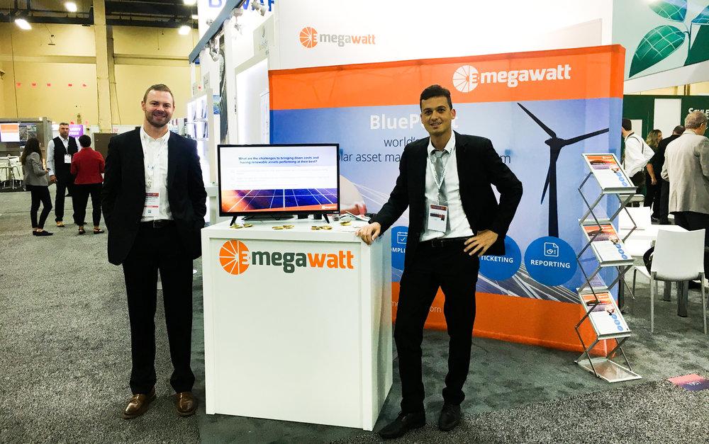 SPI 2017 3megawatt Booth