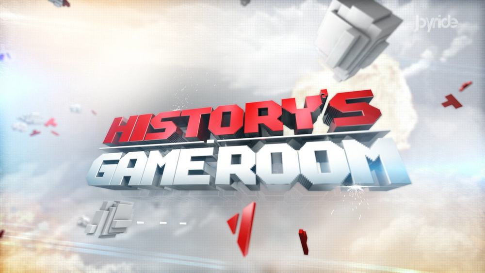 HISTORY | GAME ROOM