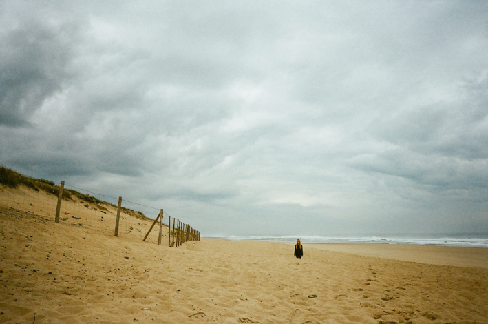 Hossegor, France, 35mm