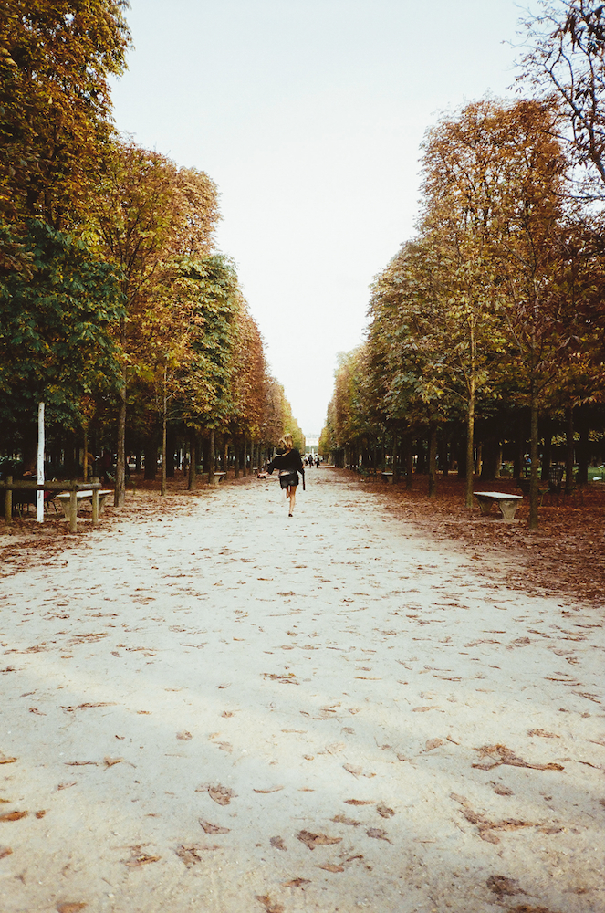 Paris, France, 35mm