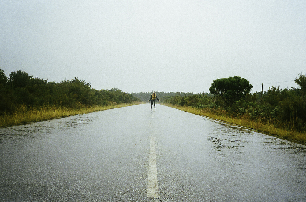 Road, South Africa, 35mm