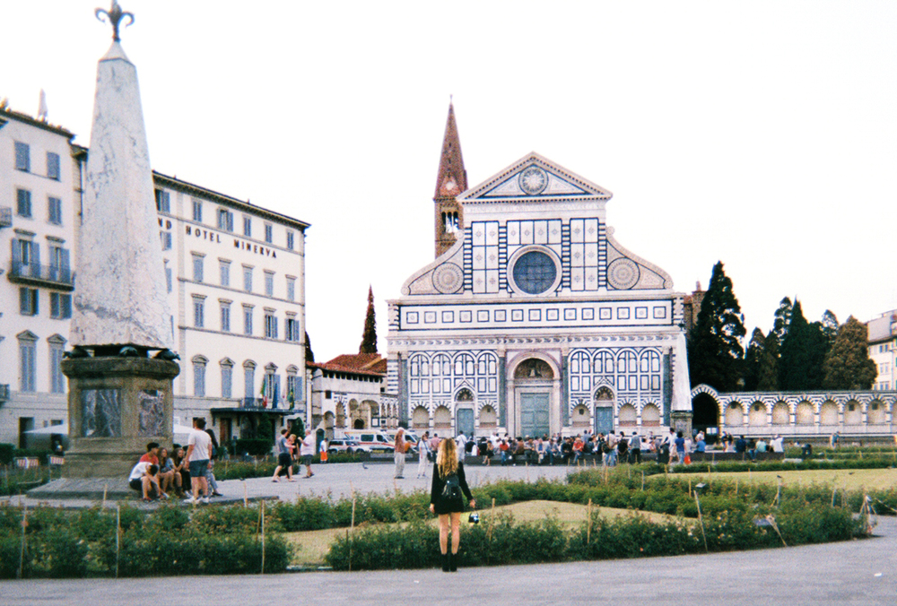 Florence, Italy, 35mm