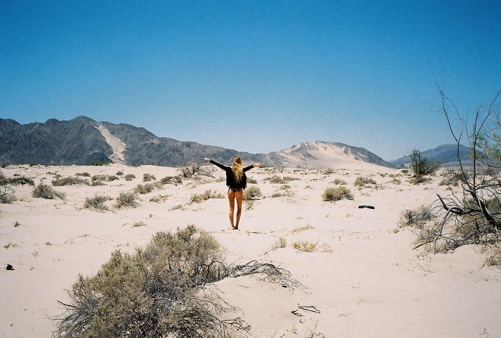 Nevada, US, 35mm