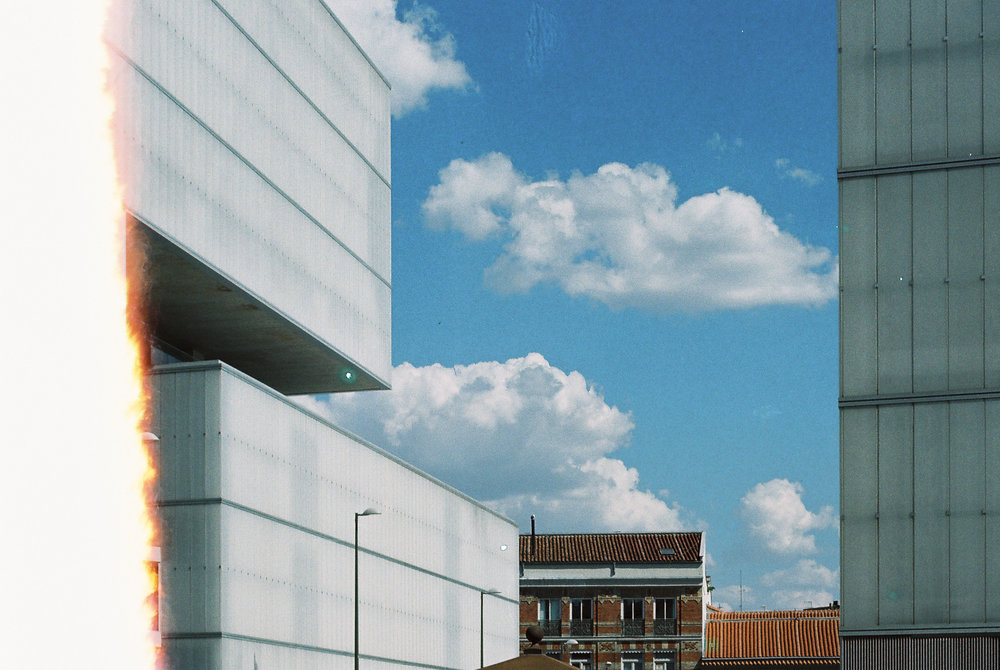 Copy of Buildings, Madrid (35mm)