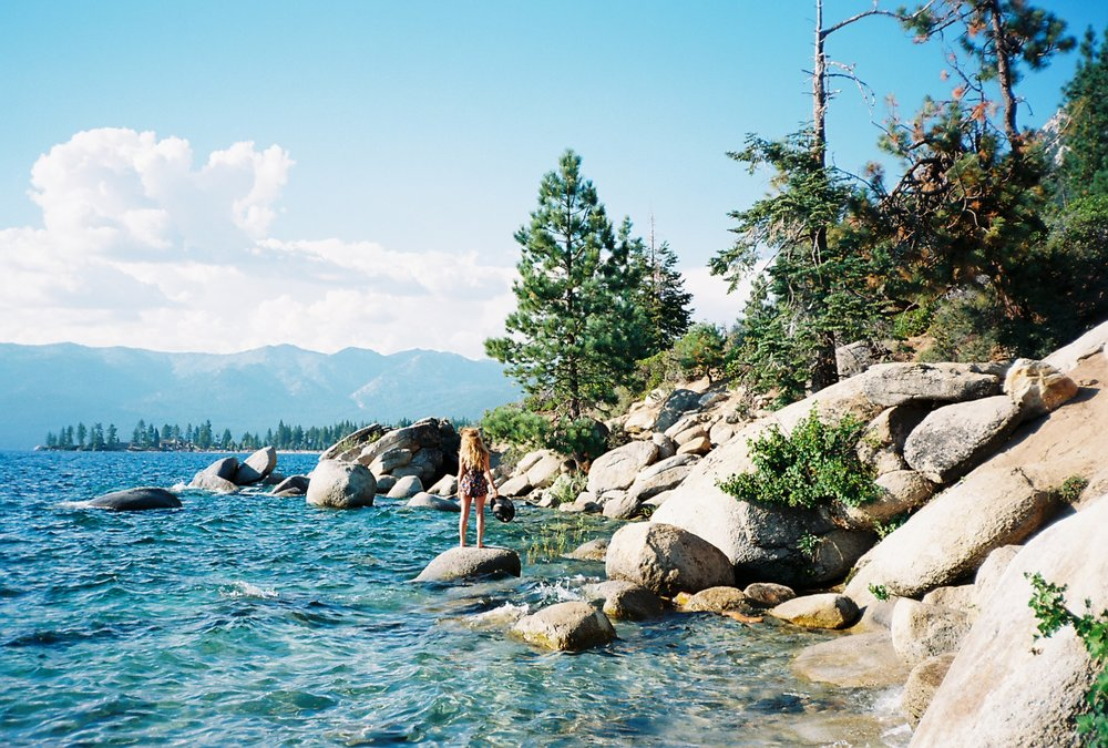 Lake Tahoe, US, 35mm