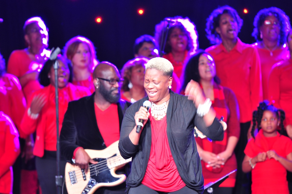 Each year, we close CFTC with the Gospel choir. Don't miss it....and so much more!