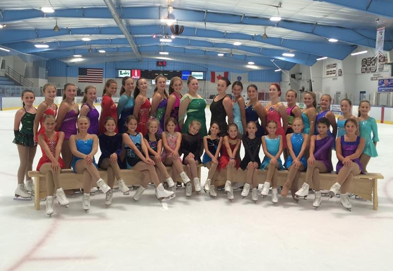Lower Cape Figure Skating Association 2016-2017