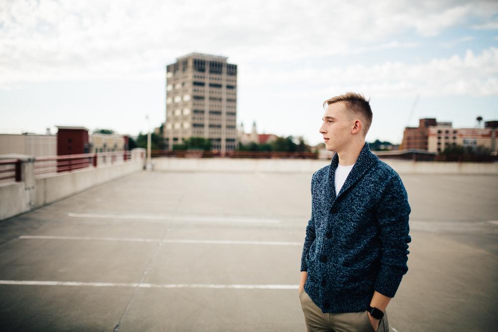 Senior Portraits - Durham, NC