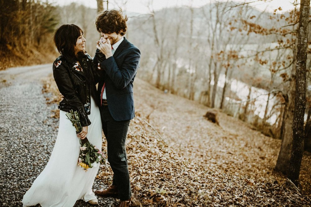 Destination Weddings in Asheville NC