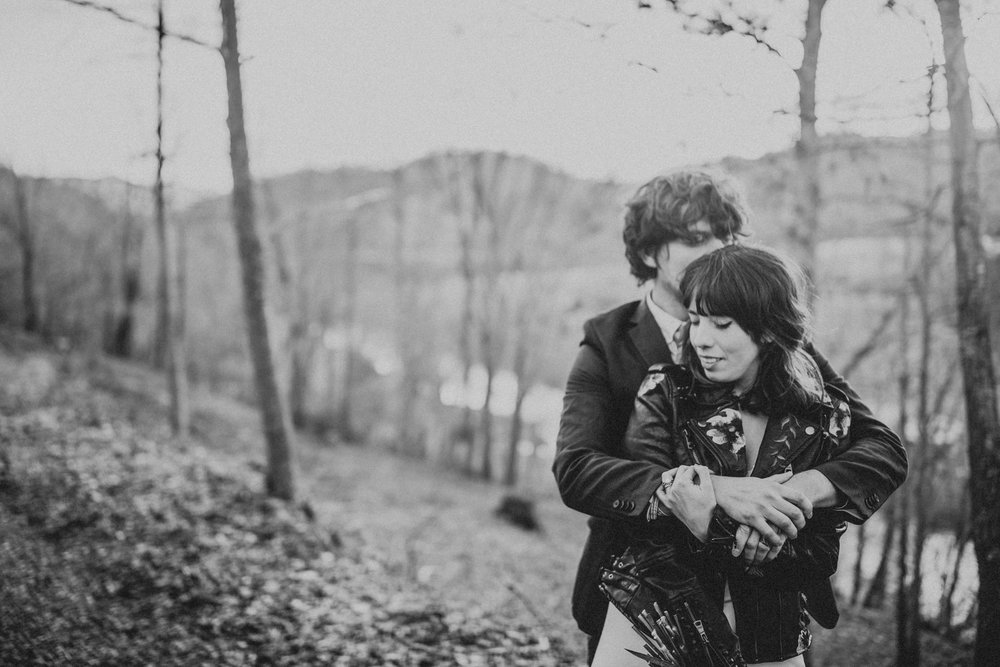 Elopement Weddings in Asheville NC