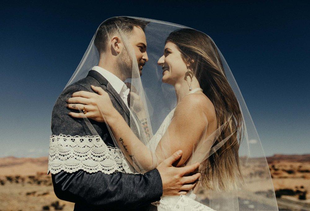 weddings in moab utah